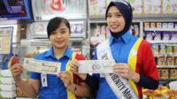 Bayaran pajak kendaraan di Indomaret